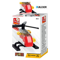 Sluban Builder 4 Brandweer