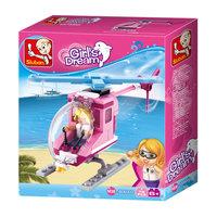 Sluban Girl's Dream Helikopter