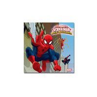 Servetten Spiderman, 20st.