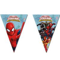 Vlaggenlijn Spiderman