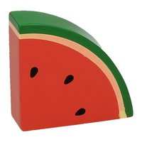Houten Watermeloen, per stuk