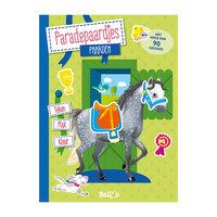 Paradepaardjes met Stickers - Paarden