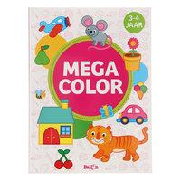 Mega Color Kleurboek