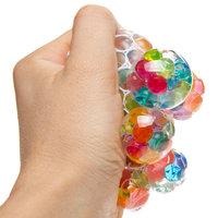 Squeeze Bubbel Bal met Waterparels