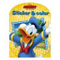 Disney Sticker & Color - Donald Duck