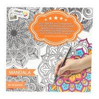 Kleurboek voor Volwassenen - Mandala