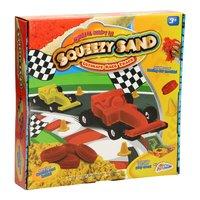 Squeezy Speelzand Raceauto's