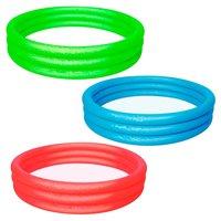 Bestway Opblaasbaar Kinderzwembad, 3-rings
