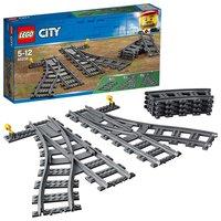 LEGO City Trein 60238 Wissels