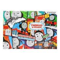 Thomas de Trein Tekenblok A4