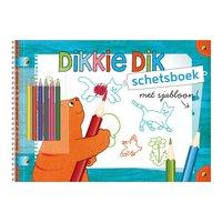 Dikkie Dik Schetsboek