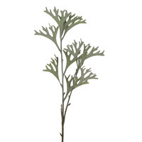 Kunsttak 'Platycerium', 53cm
