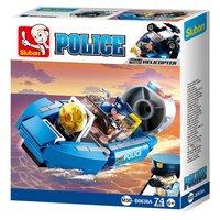 Sluban Politie Hovercraft