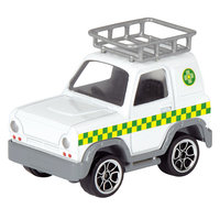 Brandweerman Sam Speelfiguur - Vet 4x4