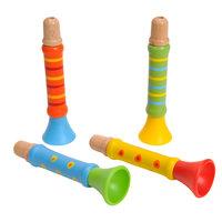 Houten Trompet Fluitje