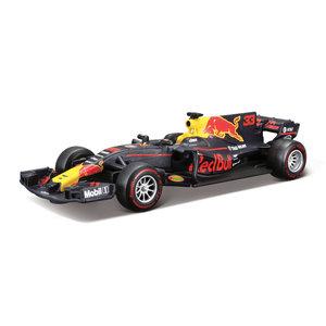 Bburago Red Bull Raceauto Max Verstappen
