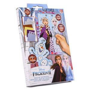 Disney Frozen 2 Mozaiek Kunst
