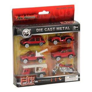 Die-cast Voertuigenset - Brandweer