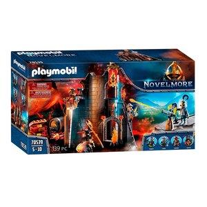Playmobil 70539 Burnham Raiders Vuurruïne