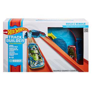 Hot Wheels Track Builder - Bochtenset