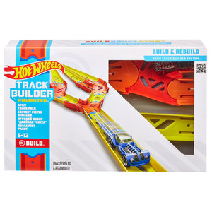Hot Wheels Track Builder - Scheidende wegen set