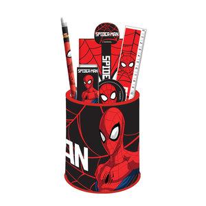 Spiderman Bureauset, 6dlg.