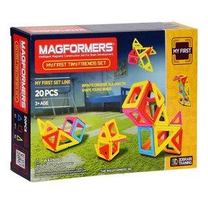 Magformers Mijn Eerste Kleine Vriend, 20dlg.
