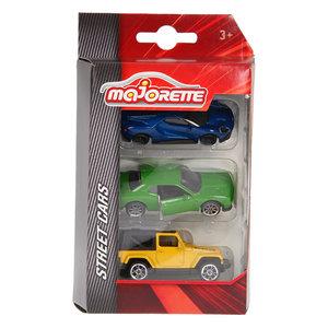 Majorette Auto Set