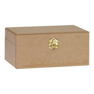 Rechthoekige Kist MDF