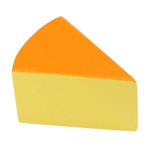 Houten Kaas, per stuk