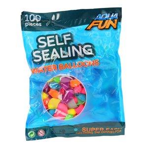 Aqua Fun Zelfsluitende Waterbommen, 100st