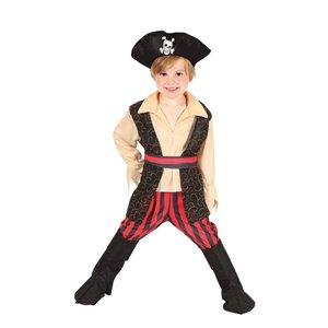 Kinderkostuum Piraat 3-4