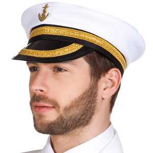 Marinepet Kapitein