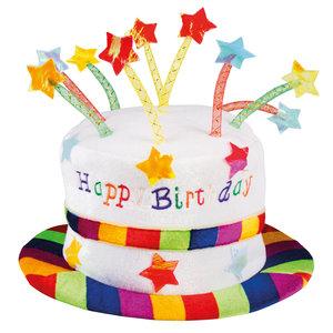Hoed Happy Birthday
