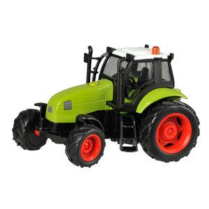 Kids Globe Tractor met Licht en Geluid, 1:32