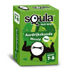 sQula Aardijkskunde Wereld