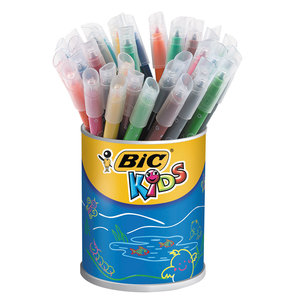 BIC Kids Kid Couleur, 36st.