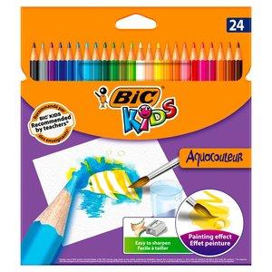 BIC Kids Aquacouleur, 24st.