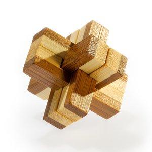 3D Bamboo Breinpuzzel Knotty ***