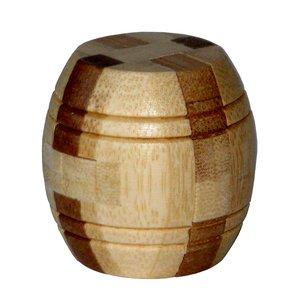3D Bamboo Breinpuzzel Barrel ***