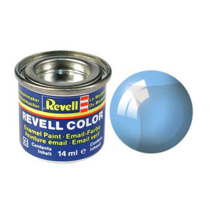 Revell Email Verf # 752 - Blauw, Transparant