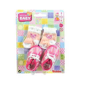 New Born Baby Sokken & Schoentjes B