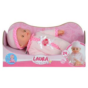 Baby Laura Pratende Pop