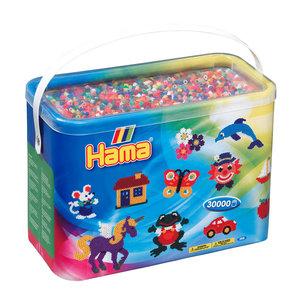 Hama Strijkkralen in Emmer - Mix (068), 30.000st.
