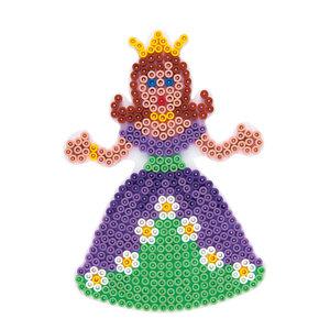 Hama Strijkkralenbordje - Prinses