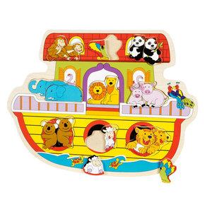 Puzzel Ark van Noach Groot