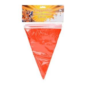 Vlaggenlijn Oranje, 10m