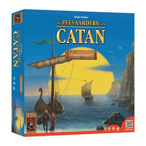 Catan - De Zeevaarders