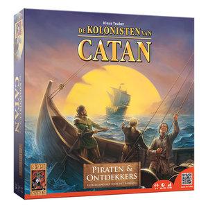 Catan - Piraten en Ondekkers