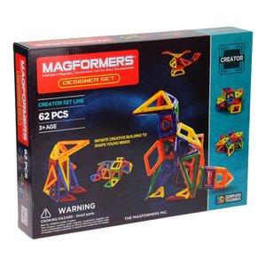 Magformers Designer Set, 62dlg.